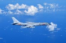 Trung Quốc lại điều máy bay ném bom lượn quanh Đài Loan