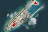 Trung Quốc khánh thành tượng đài kỷ niệm Biển Đông