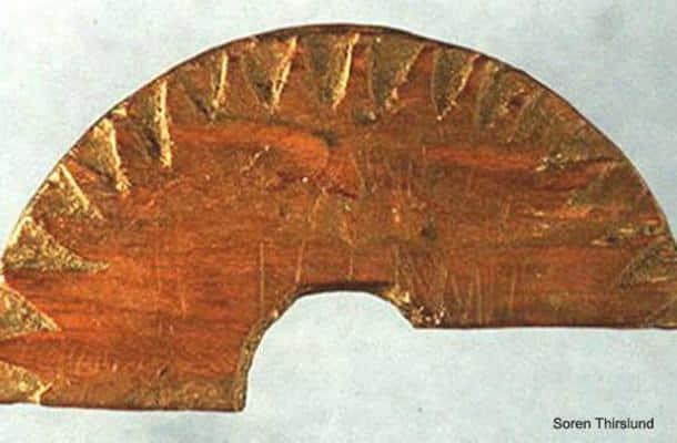 Đá mặt trời trong truyền thuyết Viking