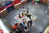 Nghệ An: Tạm đình chỉ giáo viên mầm non đánh trẻ