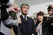 Một Thứ Trưởng Nhật Bản từ chức sau cáo buộc quấy rối tình dục