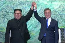 Nam, Bắc Triều Tiên ra tuyên bố chung về hòa bình tại Bàn Môn Điếm