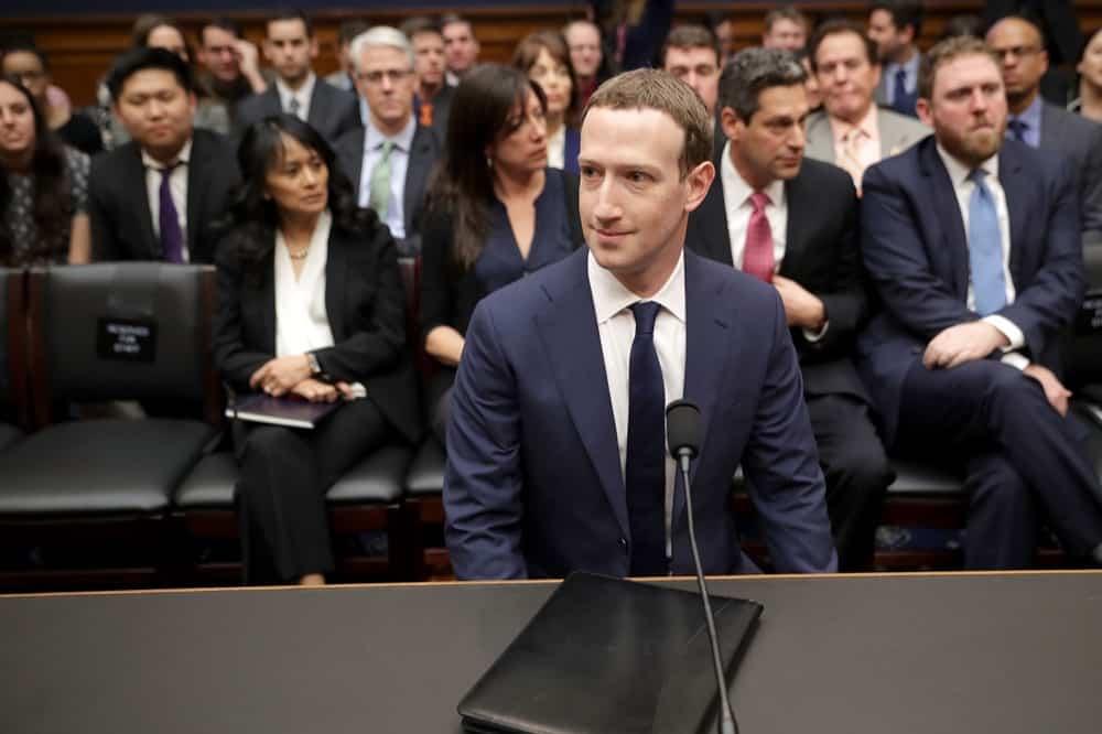Quốc hội không hiểu đủ rõ Facebook