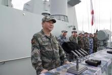 Trung Quốc vội vã kết thúc tập trận trên biển vì phạm đại kỵ?