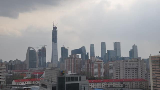 tòa nhà cao nhất bắc Kinh