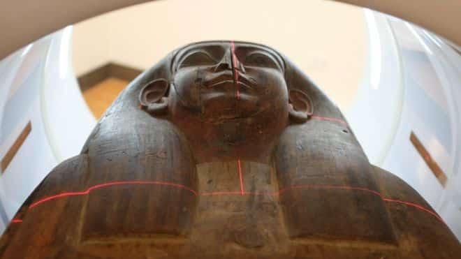 xác ướp Quan tài Ai Cập