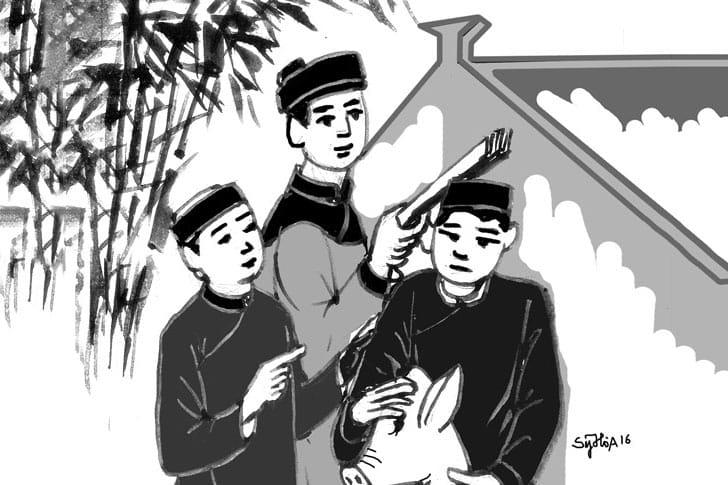 Phạm Đình Trọng và Nguyễn Hữu Cầu