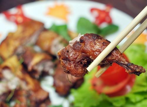 Món ngon khoái khẩu miền Tây: Thịt chuột đồng