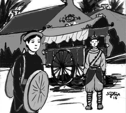 """Công nữ Ngọc Vạn, người không có """"truyện"""" trong sử nhà Nguyễn"""