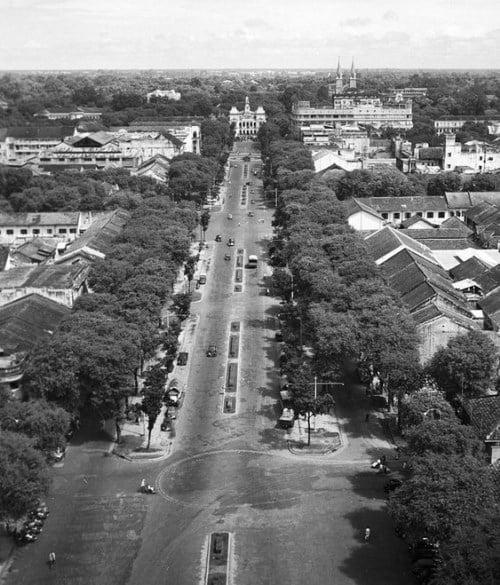 Quy hoạch Sài Gòn xưa