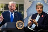 Trump va John Kerry