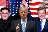Trump-Kim-Moon