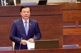 Bộ trưởng Tài chính: Chưa tăng thuế VAT, tiếp tục nghiên cứu thuế Tài sản