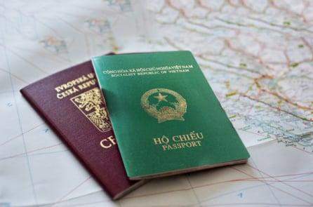 Hộ chiếu Nhật Bản quyền lực nhất, hộ chiếu VN xếp sau cả Lào, Campuchia