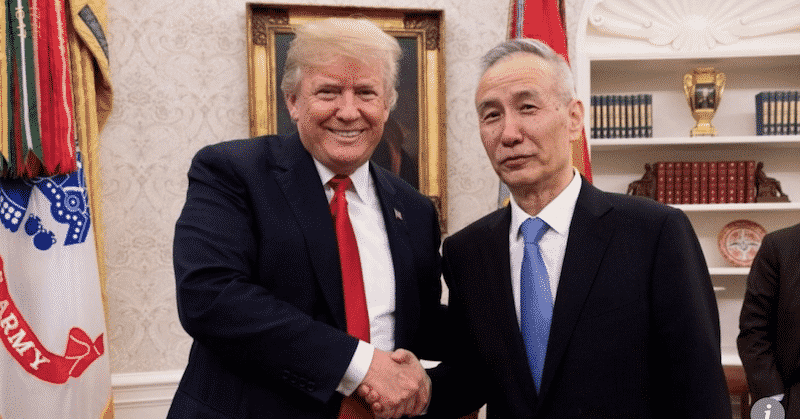 đàm phán thương mại, kinh tế Trung Quốc