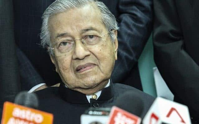 mahathir_mohamad, thu tuong Malaysia
