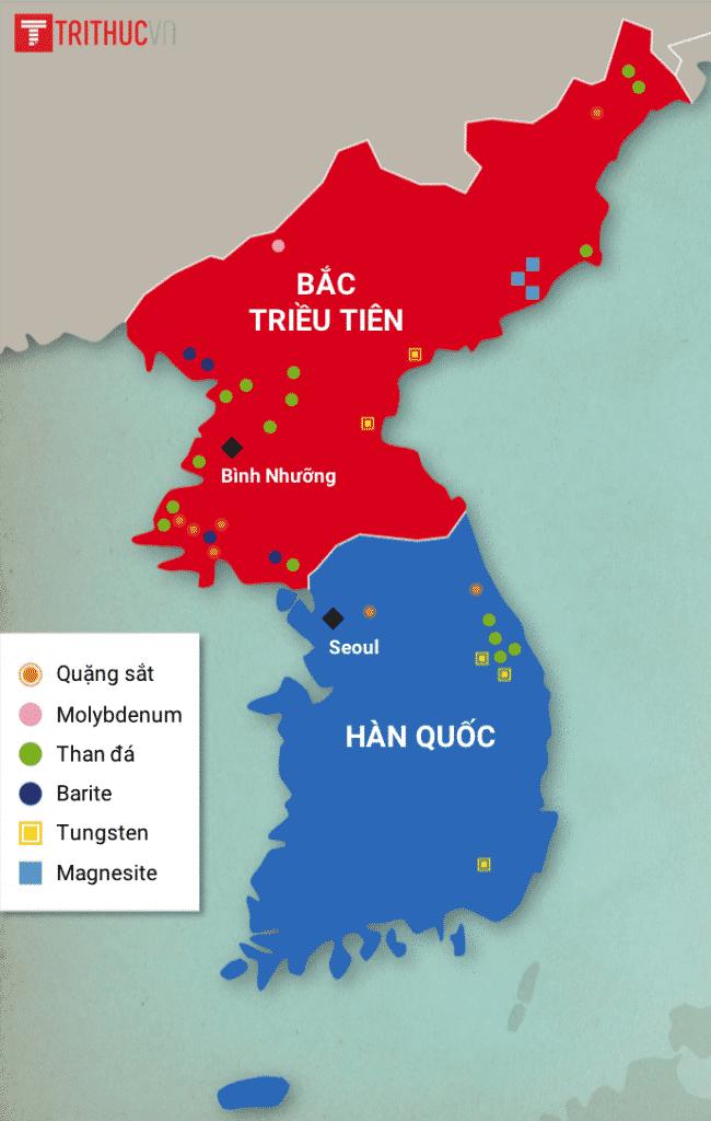 Khoang san Trieu Tien
