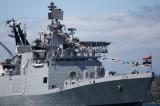 Tàu Hải quân Ấn Độ INS Sahyadri