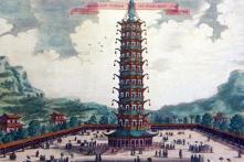 Chùa tháp Lưu Ly Nam Kinh: Một trong 7 kỳ quan thế giới trung đại