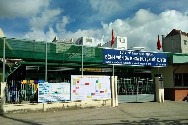 trung tâm y tế huyện mỹ xuyên