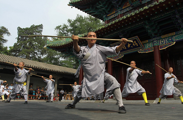 võ thuật Trung Hoa