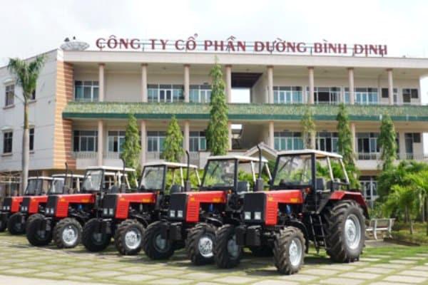 Công ty cổ phần đường Bình Định
