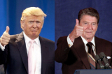 Trump-Reagan