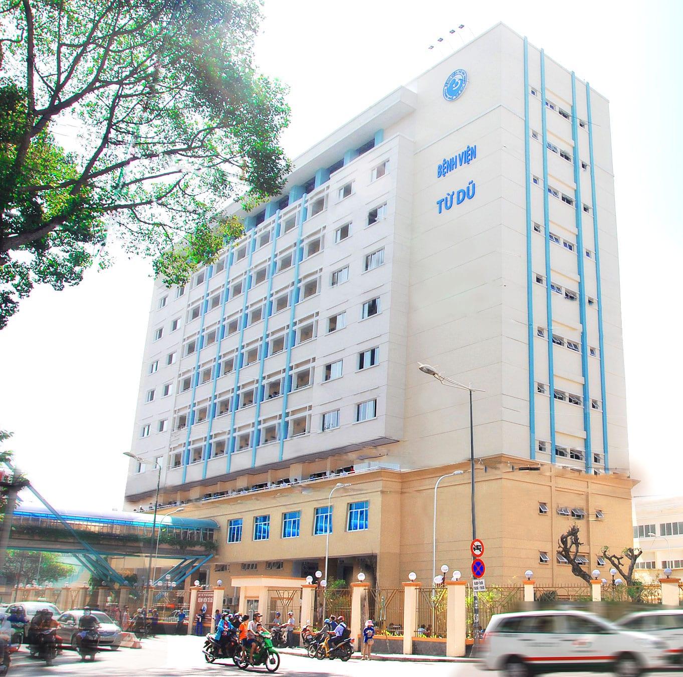 Bệnh viện Từ Dũ.