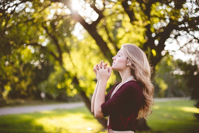 hạnh phúc, Cảm ơn, Hy vọng, cầu nguyện