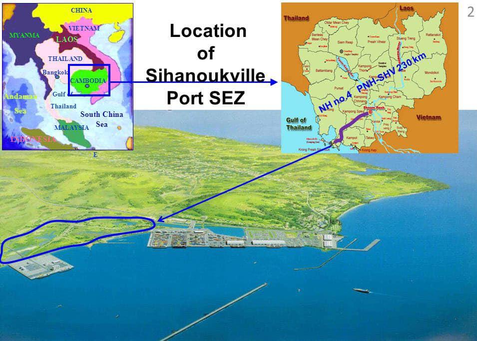 dac khu kinh te, Sihanoukville SEZ_2