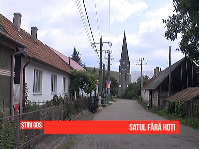 ngôi làng không có trộm cắp