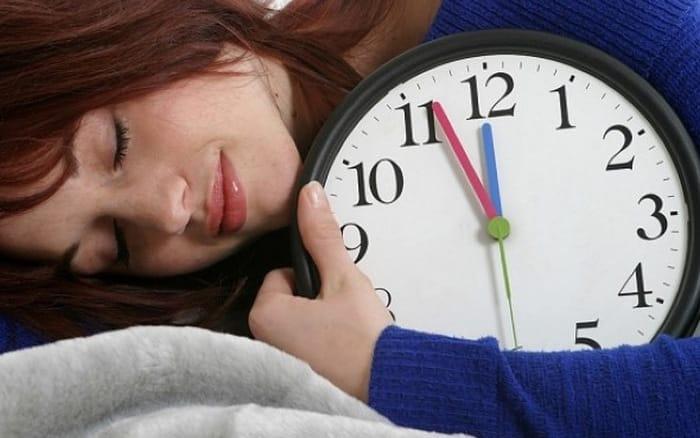 ngủ trưa, thói quen ngủ