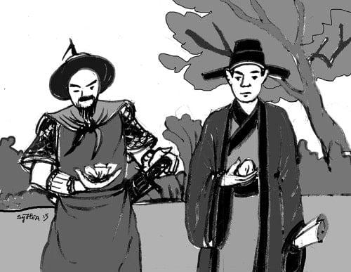 Truyền kỳ về khí phách của vị Trạng nguyên Tam nguyên đầu tiên trong sử Việt