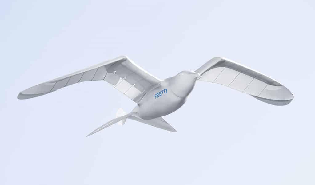 chim robot Trung Quoc