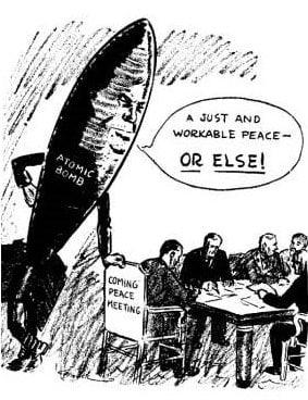"""Chuyện chữ """"mặc"""": Mực vẽ, im lặng và bom nguyên tử"""