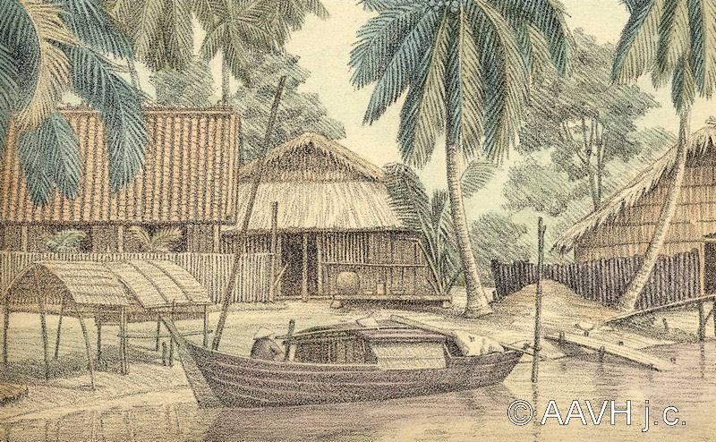 Bộ tranh vẽ đầy hoài niệm về cuộc sống của người Việt thập niên 1930 - ảnh 12