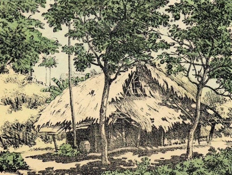 Bộ tranh vẽ đầy hoài niệm về cuộc sống của người Việt thập niên 1930 - ảnh 6