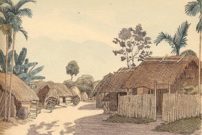 Bộ tranh vẽ đầy hoài niệm về cuộc sống của người Việt thập niên 1930 - ảnh 3