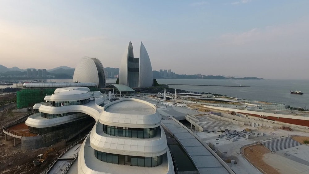 Những tòa nhà lọt vào chung kết Festival Kiến trúc Thế giới 2018 (Ảnh)