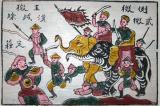 Đội quân lừng danh sử Việt từ vua đến tướng đều là phụ nữ