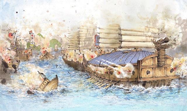 Lý Thuấn Thuần và trận thủy chiến huyền thoại trong lịch sử hải quân thế giới
