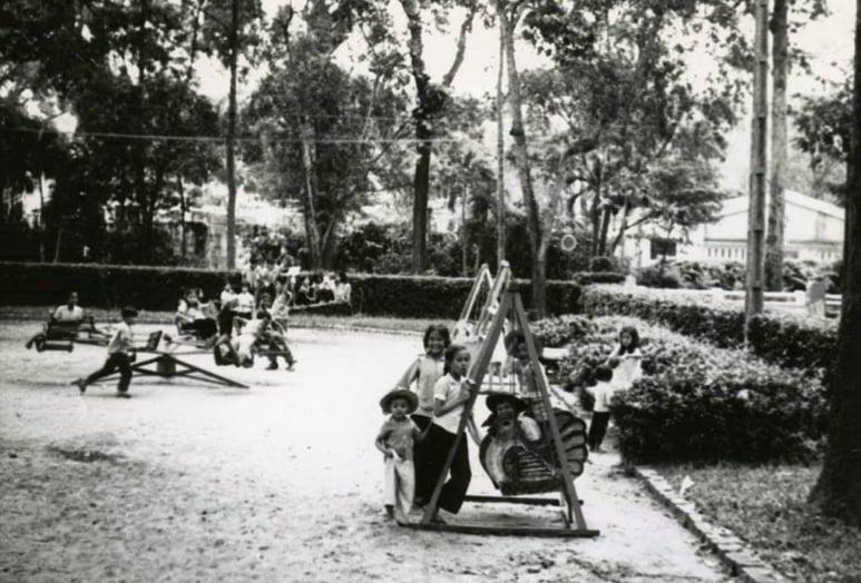 Sài Gòn xưa: Lịch sử công viên Tao Đàn hay Vườn Bờ Rô thuở sơ khai