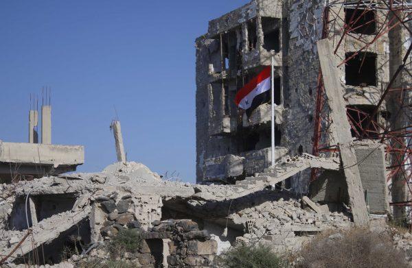 Syria tan hoang