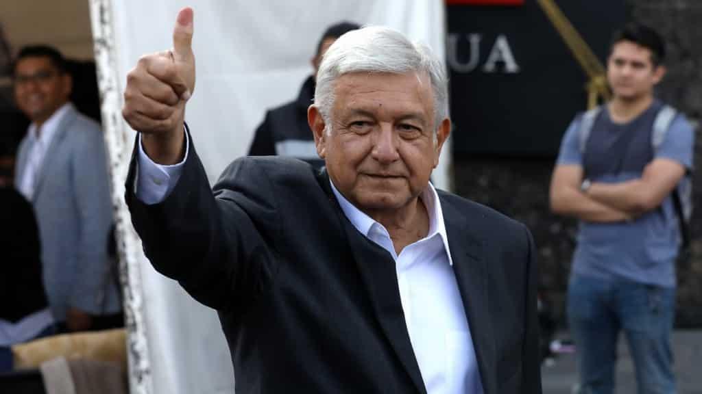 Tong thong Mexico Lopez Obrador