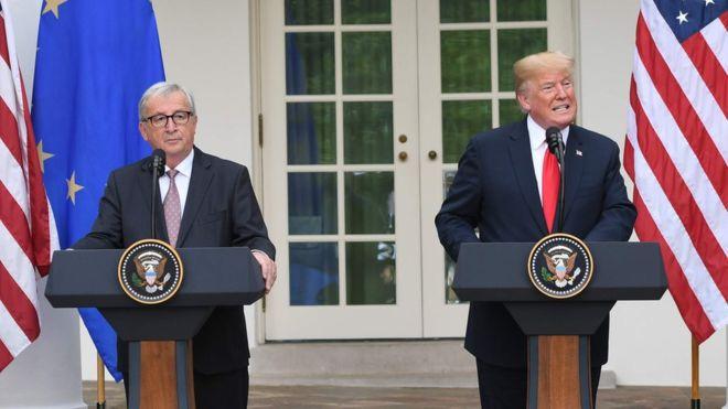Trump-Juncker