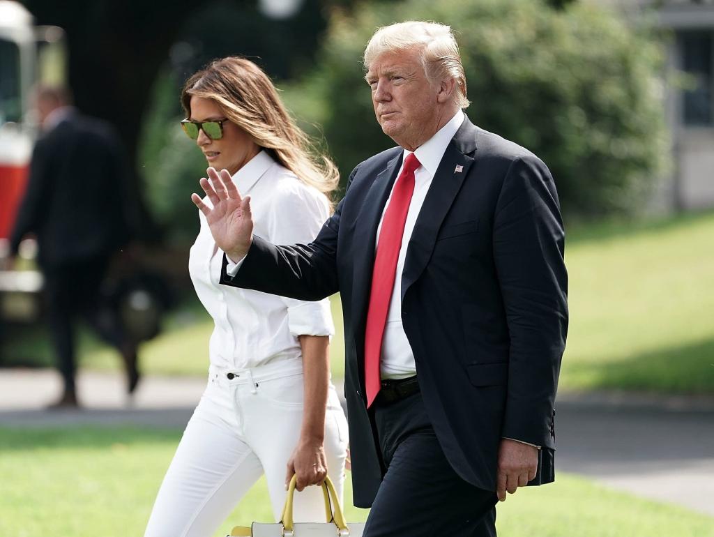 Trump-Melania