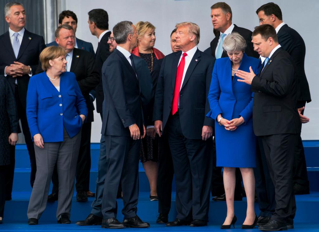 Trump-Nato
