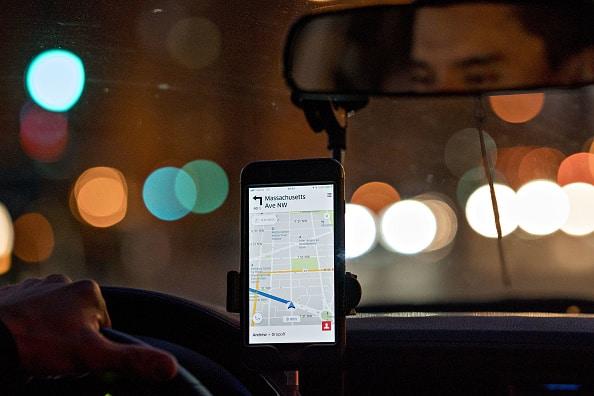 tai xe Uber