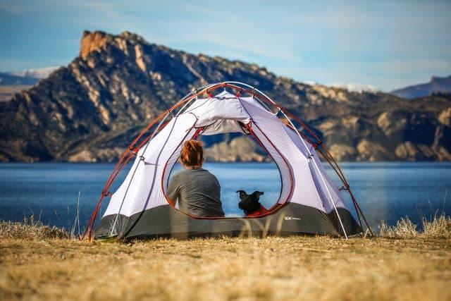đi cắm trại, cắm trại