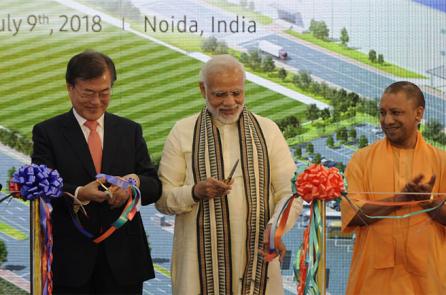 Samsung bỏ Trung Quốc sang Ấn Độ xây dựng nhà máy lớn nhất thế giới